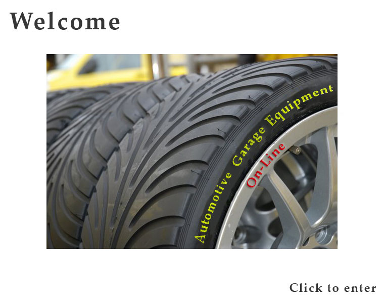 Welcome to automotive garage equipment for Equipement complet garage auto