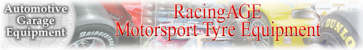 Racing Tyre Equipment Specialists RacingAGE